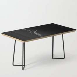 Soulful Silhouette Coffee Table
