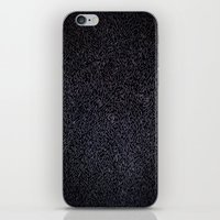 furry iPhone & iPod Skins featuring Furry Wood by Ben Bauchau