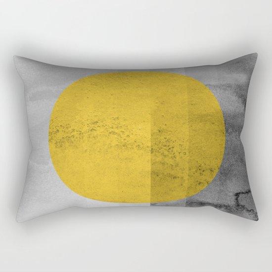 Modern Geometric III Rectangular Pillow