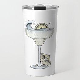 Summer Cocktail Travel Mug
