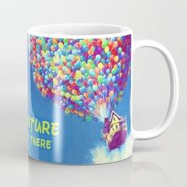 Up Balloons Coffee Mug