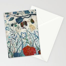 nature【Japanese painting】 Stationery Cards