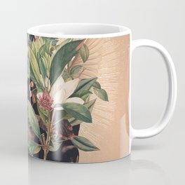 Birds are my Real Origin Reversed Coffee Mug