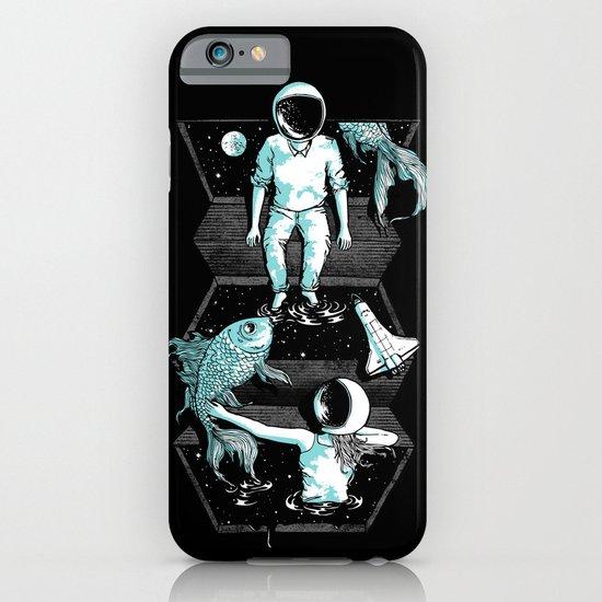 Space Between iPhone & iPod Case