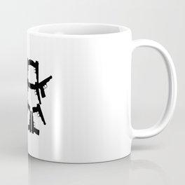 Pistol Robots Coffee Mug