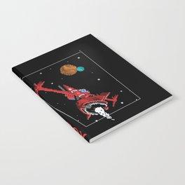 NES Cowboy Bebop Notebook