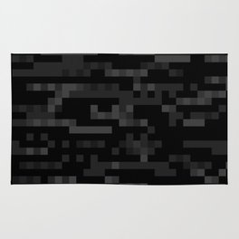 Digital Camouflage Rug