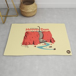The Hoover Dam Rug