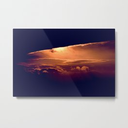 Eye of god Metal Print
