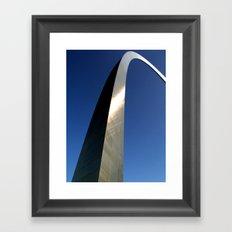 The Gateway Arch, St. Louis Framed Art Print