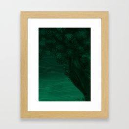 Declined Framed Art Print