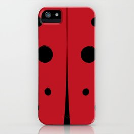 Lady B iPhone Case