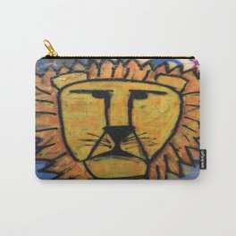 GRAFFITI LION Carry-All Pouch
