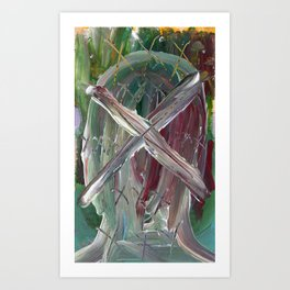 Feelscape 43 Art Print