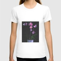 orchid T-shirts featuring Orchid by Daria Krol