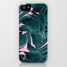 Green Banana iPhone Case