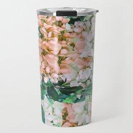 1992 Floral Travel Mug
