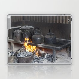 Camp oven Laptop & iPad Skin