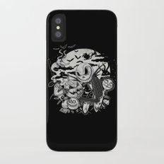 Filling Your Dreams to the Brim with Fright iPhone X Slim Case