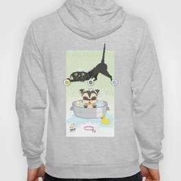 Bathing the pets Hoody