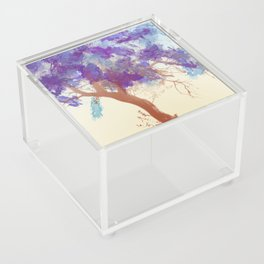 Water Your Tree of Life. Acrylic Box