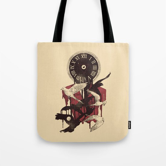 Existence in Time and Space Tote Bag