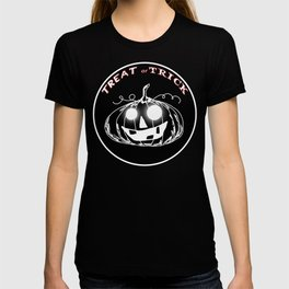 Pumpkin:Treat or Trick T-shirt