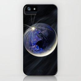 Late Peace iPhone Case