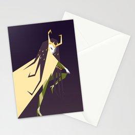 Lady Loki Stationery Cards