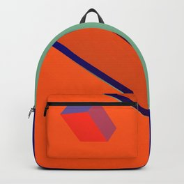 Evening in Suburbia Backpack