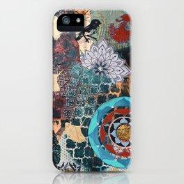 Golden Gingko iPhone Case