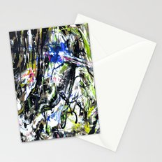 Downtempo Station // Pandora Radio Stationery Cards