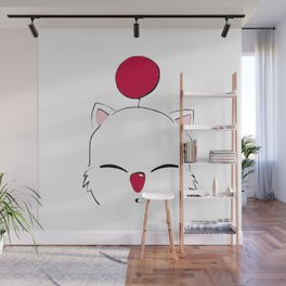 Mog Final Fantasy Wall Mural