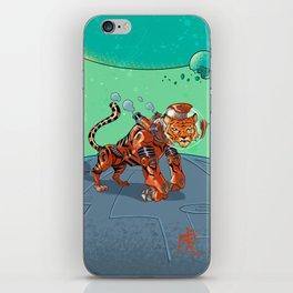 Astro Zodiac Force 03: Tiger iPhone Skin