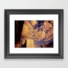 Eastgate Framed Art Print