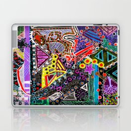 Perpetually Foreign (Kuwait/Seattle/C-Bus) Laptop & iPad Skin