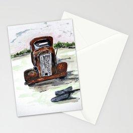 Former Bootlegger Stationery Cards