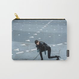 One, Two Step Carry-All Pouch