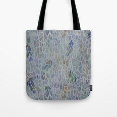 Feather gemlight Tote Bag