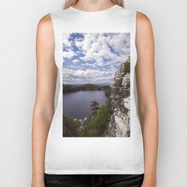 Lake Minnewaska Biker Tank