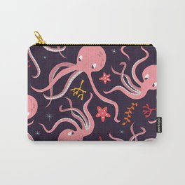 Octopus 001 Carry-All Pouch
