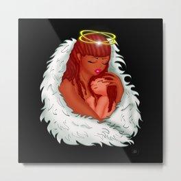 Angel's Love Metal Print
