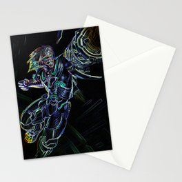 Ezreal Stationery Cards