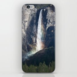 Bridalveil Falls, Yosemite California iPhone Skin