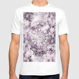 MANDALA WONDERLAND IN PINK T-shirt