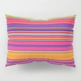 Running Stripes Pillow Sham