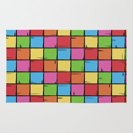 Color Boxes Rug