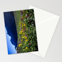 Along the Sun Road Stationery Cards