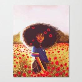 Warm Winds Canvas Print