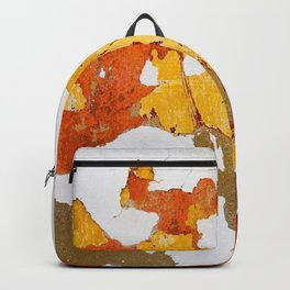 Autumn wall Backpack